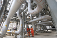 Qatargas ... keeping Qatar on a firm footing