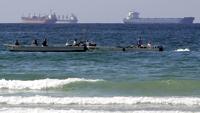 Iran's unsold oil still kept on board tankers