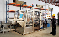 ZWEF's automatic packing line