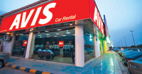 Avis Rent A Car ... strong network across the kingdom