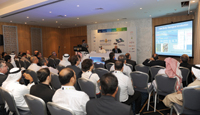 The Adipec conference is a platform to exchange technical progress
