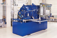 Type RWE variable-speed planetary gear from Voith