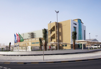 The BASF CSB facility in Bahrain