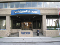 Schlumberger ... drilling for shale in Saudi Arabia