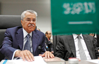 Al Naimi ... living up to targets set