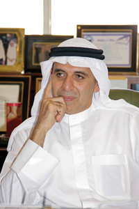 Saud Abdul Aziz Kanoo ... 'our mission is to seek investment opportunities in Saudi Arabia'