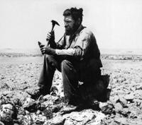 Steineke ... much loved geologist