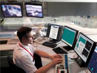 Man at work on Honeywell's UniSim Design Suite