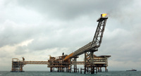 Most of Iran's discoveries have been related to gas fields