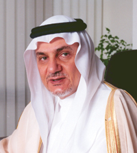 Turki Al Faisal ... predicting more