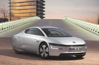 Volkswagen's XL1 diesel plug-in hybrid