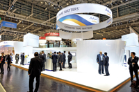 Sabic at the K Show 2013