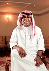 Al Khonaini ... leading industrialist