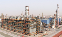 Borouge's ethane cracker EU2 in Ruwais, Abu Dhabi, UAE