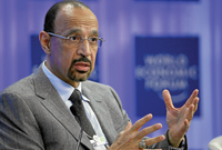 Al Falih ...  promoting investment in renewables