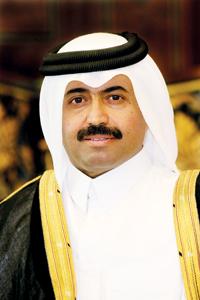 Dr Al Sada ... partnerships 'are vital'