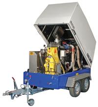 Calder's MultiJet trailer