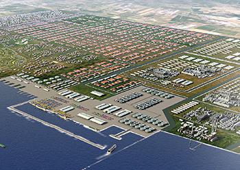 Jizan will be a semi-conversion refinery