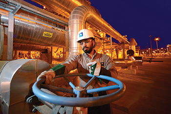 Aramco's chemical business accounts for about 10 per cent of its revenues and earnings