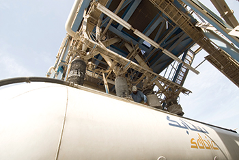 Sabic ... going ahead with expansion