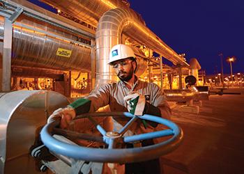 Saudi Aramco ... maintaining financial flexibility