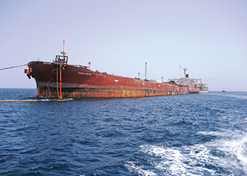 Maersk oil ... fighting it out in Qatar