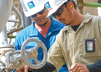 Saudi Aramco builds the capacity of its employees