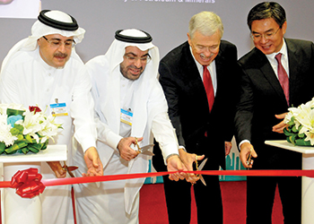The inauguration of Huawei's Oil & Gas Joint Innovation Centre