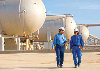 Saudi Aramco ... moving into a new era