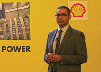 Shell Josloc … launching new products