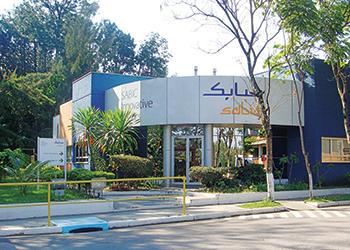 Sabic's facility at Pittsfield