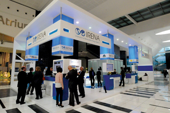 Irena ... bringing out a Global Wind Atlas