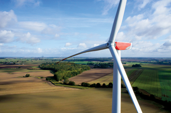 Wind power in Poland