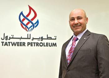 Zubari ... Tatweer's Bahrainisation is 3 per cent higher than 2014