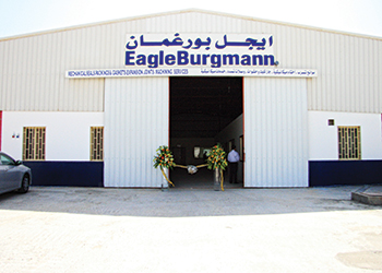 EagleBurgmann Jubail premises