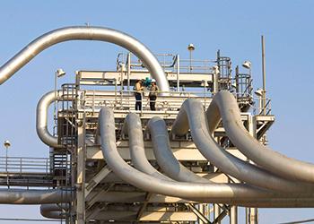 Aramco ... focus on gas development