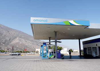 Petrol stations in Oman are being redesigned