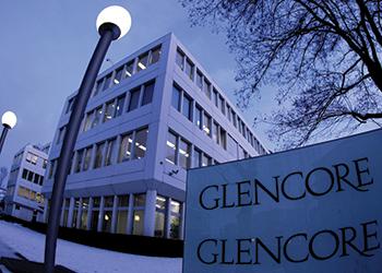 Glencore ... active in Iran again