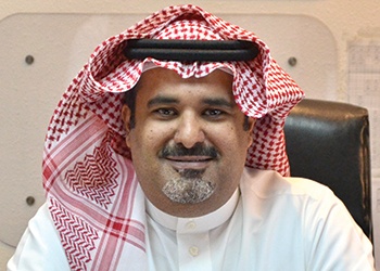 Khaled Bin Adwan ... ready to take on challenges