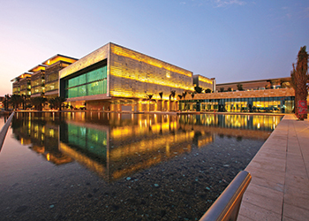 Kaust ... leading the path in technology