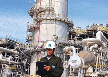 Aramco ... aiming to further boost the supply of gas in the kingdom