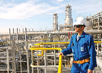 Aramco lays stress on the production of non-associated gas