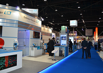 Endress+Hauser at last year's Adipec