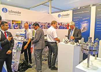 AS-Schneider at Adipec