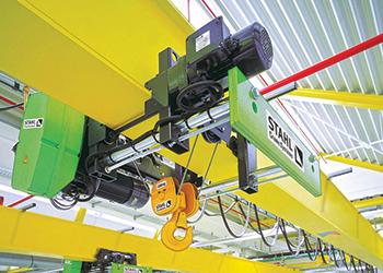 STAHL wire-rope hoist