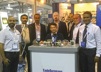 The EagleBurgmann team at STC-12a