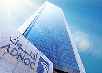Adnoc ... reorienting its strategy
