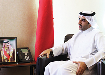 Shaikh Mohammed ... big expansion plans in place