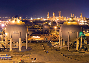 Aramco ... upgradation in process