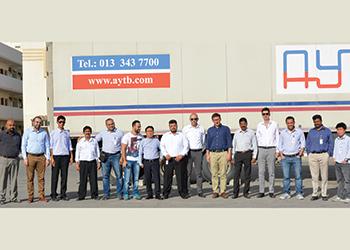 The AYTB team
